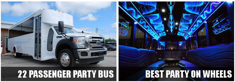Omaha Nebraska Rental Party Buses
