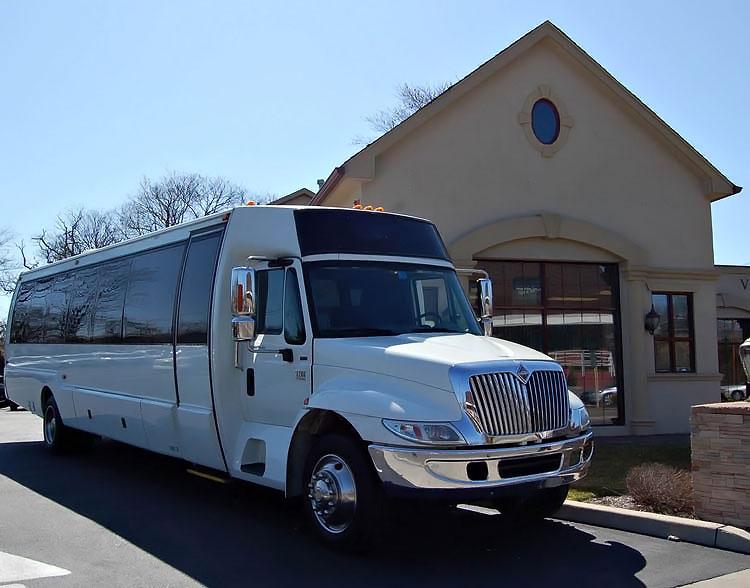 Party Bus for Rent in Omaha Nebraska