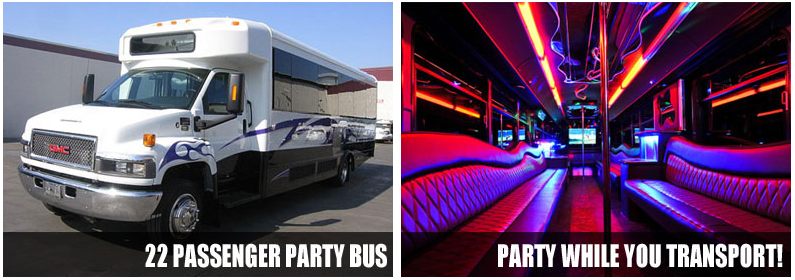 Bachelor Party Bus Rentals Omaha
