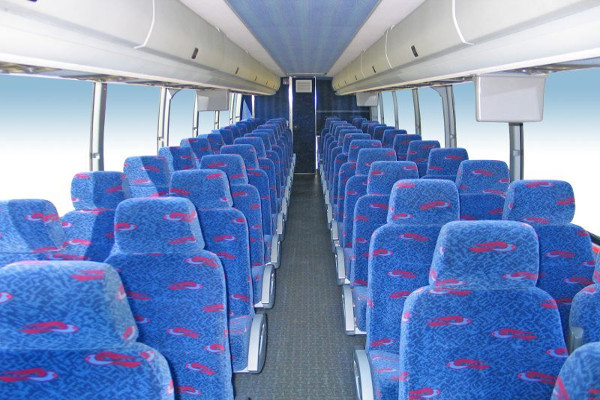 Custer-County 50 Passenger Party Bus Service