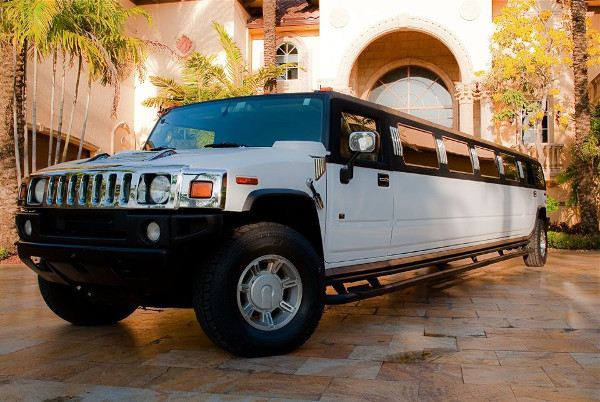 Frontier-County Hummer Limousines Rental