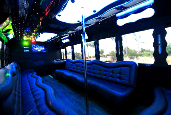 Party Bus For 40 People Banner-County