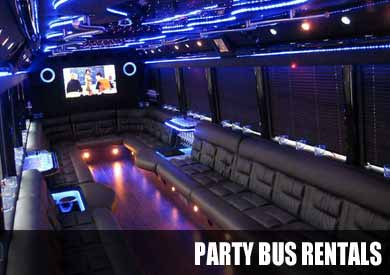 Prom & Homecoming Party Bus In Omaha