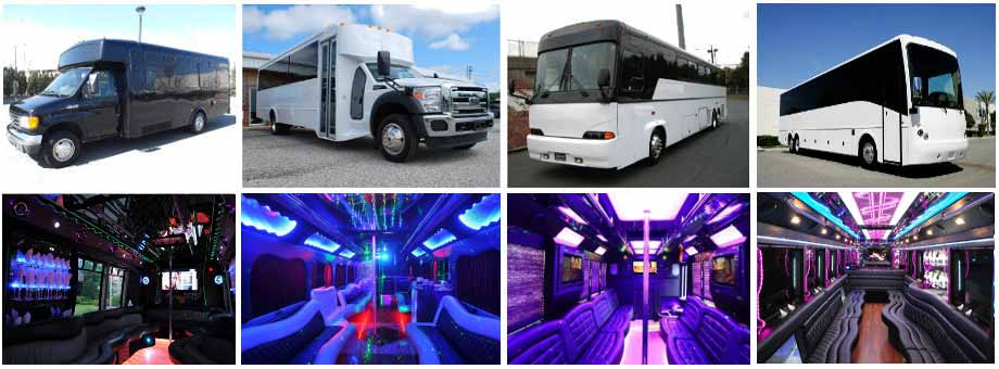 Prom & Homecoming Party Buses Omaha